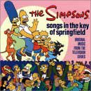 The Simpsons: Songs In The Key Of Springfield - Original Music From The Television Series [SOUNDTRACK]